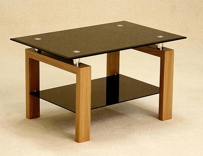 Adina Black Coffee Table