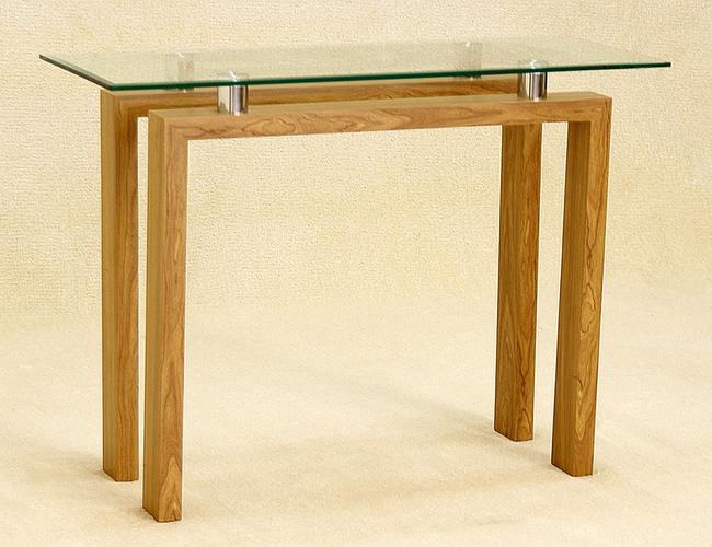 Adina Console Table Oak