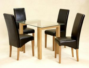 Adina Dining Table Small Oak