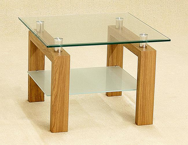Adina Lamp Table Oak