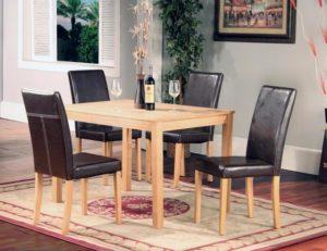 Ashdale Dining Table Ash Veneer