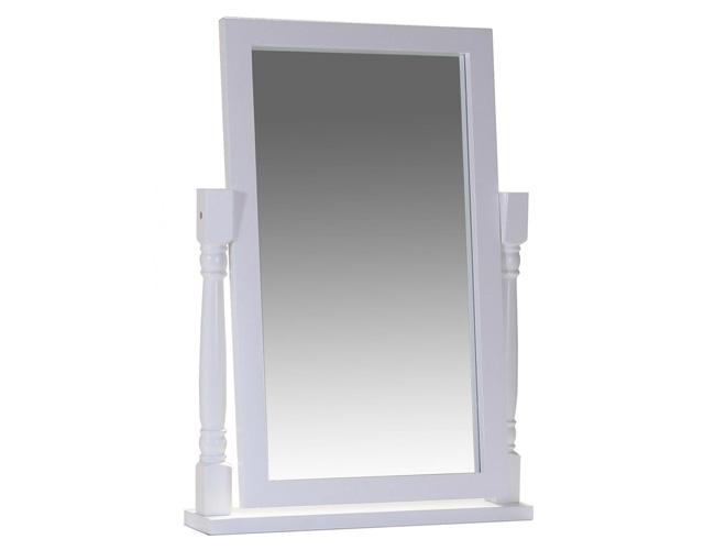 Chelsea White Dressing Table Mirror
