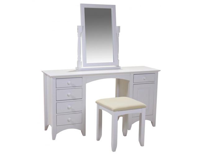 Chelsea White Dressing Table