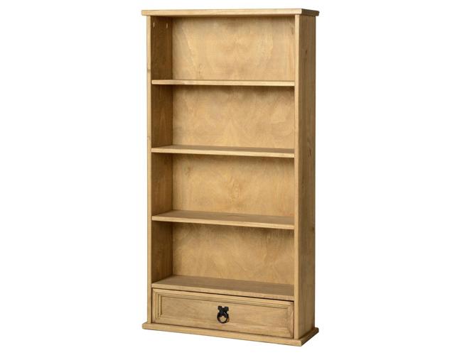 Corona DVD Unit with 1 Drawer & 4 Shelves