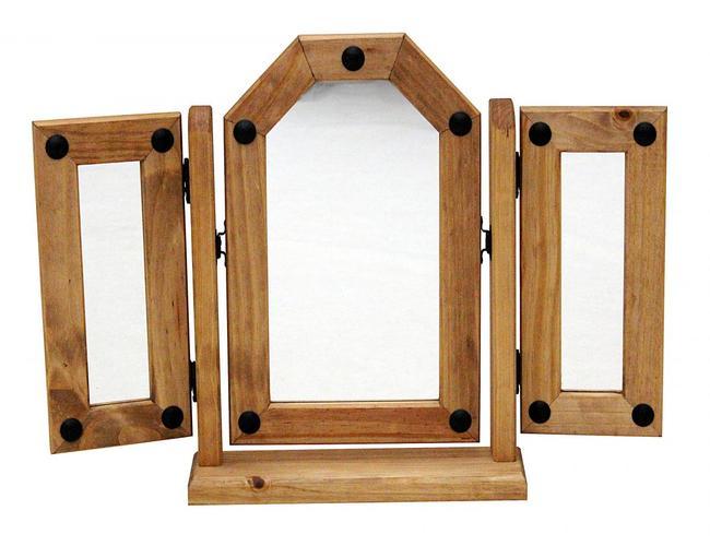 Corona Mirror Vanity Triple