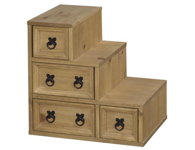 Corona Staircase Side Modular (2of3 or 3of3 Box)