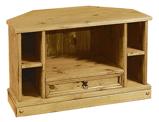 Corona TV Cabinet Corner