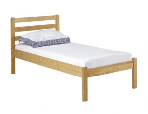 Farlow Pine Bed Single Antique
