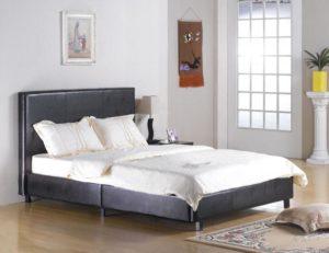 Fusion PU Single Bed