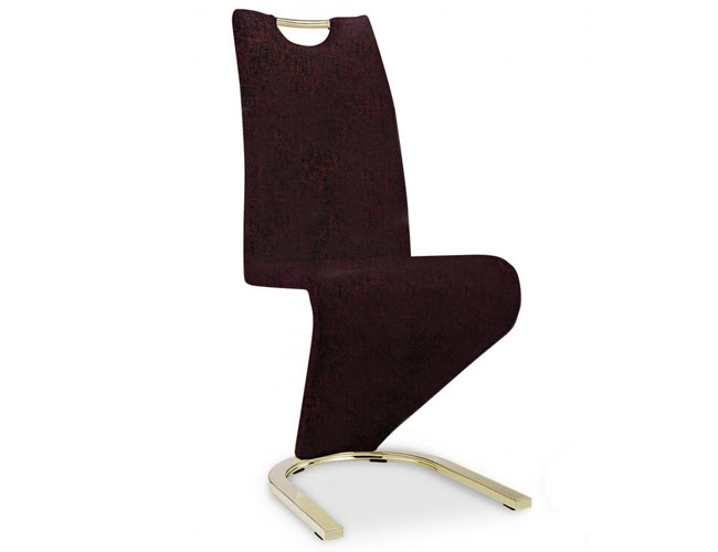 Kingsway Dining Chair Vintage PU Brown