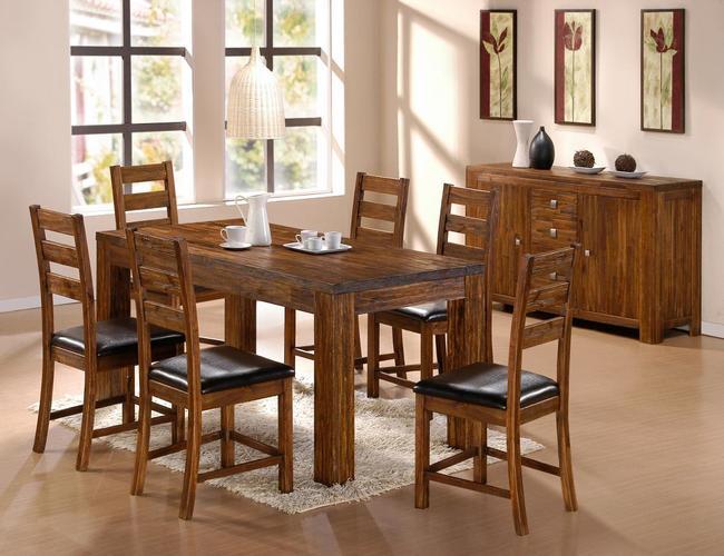 Martello Dining Chair Sandblasted