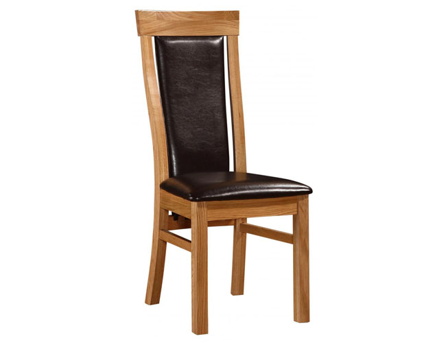 Matise Chair Solid Oak Natural