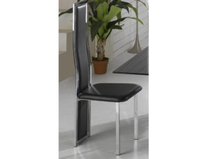 Trinity Dining Chair Chrome